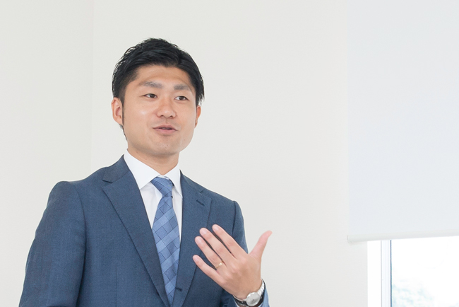 株式会社プロシード 加藤雄大